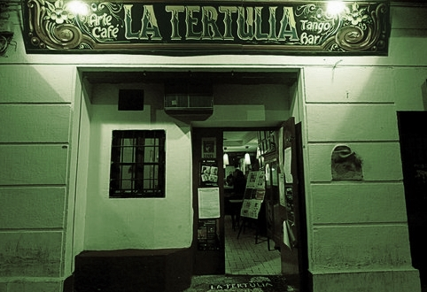 """Proyecto en """"La Tertulia"""""""